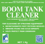 Boom Tank Cleaner